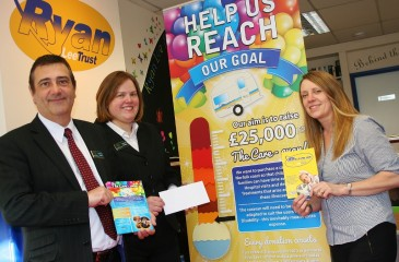 Christmas Appeal Funds Presented