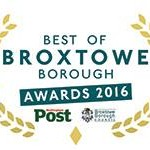 best of broxtowe awards logo