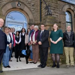 First Anniversary Coffee Morning a big success