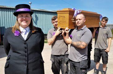 Brinsley Coffin Walk