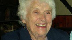 Joyce Thompson, formerly of Attenborough