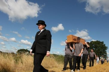 Brinsley to Greasley Coffin Walk