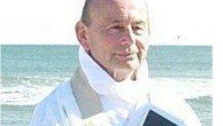 Reverend Canon Jack Higham of Kimberley, Nottingham