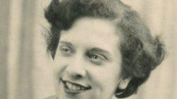 Joan Hind (nee Pick)