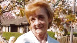 Eileen Eva O'Brien (nee Smith), of Kimberley