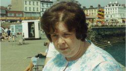 Patricia Wright, of Heanor