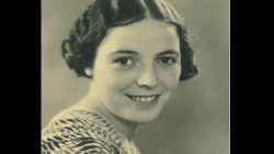 Joan Devenport (née Wilcox)